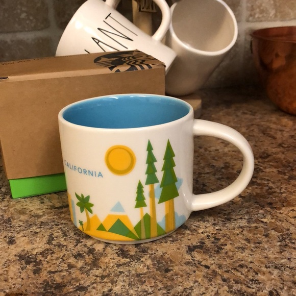 Starbucks California Mug